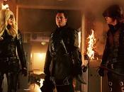 critiques Arrow Saison Episode Uprising.