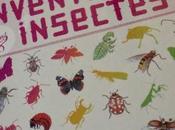 Inventaire illustré insectes