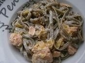 Tagliatelles saumon