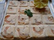 Terrine saumon crevettes