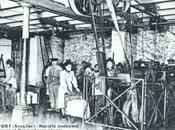 Piqueuses Brosseuses vers 1910: Roquefort, trésor l'Aveyron