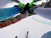 descente vertigineuse Ligety GoPro