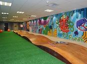 salle pour innover dans banque