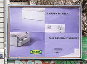 Ikea désassemblé