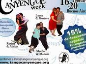 Stage intensif tango canyengue pour carnaval Parakultural l'affiche]