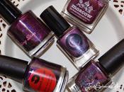 Manucure sexy pour Valentin sélection Prunes