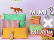 Mimi'Lou pour Monoprix