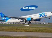 Airways choisi tablettes Samsung pour divertir pendant vols