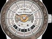 Saint Honoré lance montre Tour Eiffel