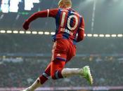 Bundesliga Bayern passe Hambourg