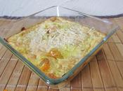 Gratin courge butternut curry