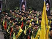 Offensive l'armée syrienne Hezbollah dans pays