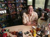 Dans bureau John Lasseter