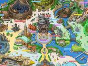 parc d'attraction imaginaire Miyazaki