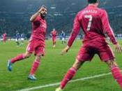 Real Madrid habitué face Schalke (0-2)