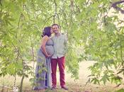 Photographe grossesse extérieur Paris séance photo future maman Sadhana Julien