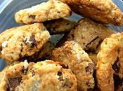 Cookie avoine choco-abricot