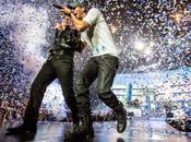 Pitbull Enrique Iglesias font show concert