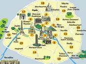 PARIS, arrondissements