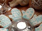 Moufles Noël biscuits décorés)
