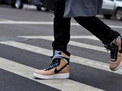 sneakers fête lors Fashion Week York