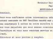 1909 -Imprimerie Collas Cognac: cartes postales marque trèfle