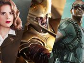 MOVIE Avengers Hayley Atwell, Anthony Mackie, Idris Elba Stellan Skarsgård casting