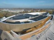 Centre congrès montois MICX (Mons International Congress Experience) l'architecte Daniel Libeskind