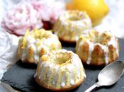 Mini Bundt Cakes Citron Pavot
