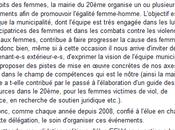 réponse Frédérique Calandra, Maire XXème, Rokhaya Diallo