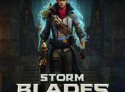 StormBlades bientôt fracasser mobile