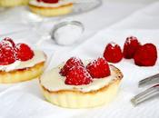 Tartelette Framboise /chocolat blanc