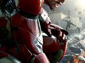 Avengers l'ère d'Ultron L'affiche Iron dévoilée