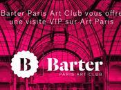 Paris découvrez autrement, gagnez visite guidée avec Barter Club grâce Luxsure