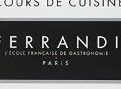 grand cours cuisine Ferrandi