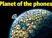 téléphone mobile conquiert planète...