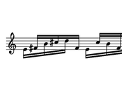 Steve Reich: piano phase
