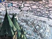 Québec détroit dans fleuve