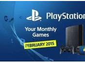 PlayStation Plus jeux offerts mois Mars