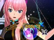 Nouveau contenu pour Hatsune Miku Project Diva