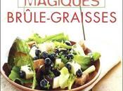 petites recettes magiques brűle-graisses Anne Dufour & Carole Garnier