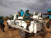 L'ONU prépare retrait progressif Casques bleus Darfour