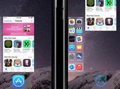 Fade ajoute effet 'Fade' l'écran votre iPhone