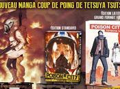 Trailer Manga: Poison City