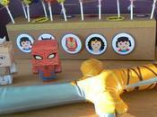 Goûter Super Héros