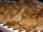 poulet coco/sauce soja...