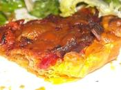 tarte chorizo terriblement gourmande!