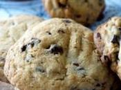 Cookies géants chocolat noisette
