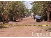 Mali forces l'ordre abattent l'un suspects dans l'attentat mars