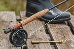 Ouverture pêche, courez profiter l'instant présent.